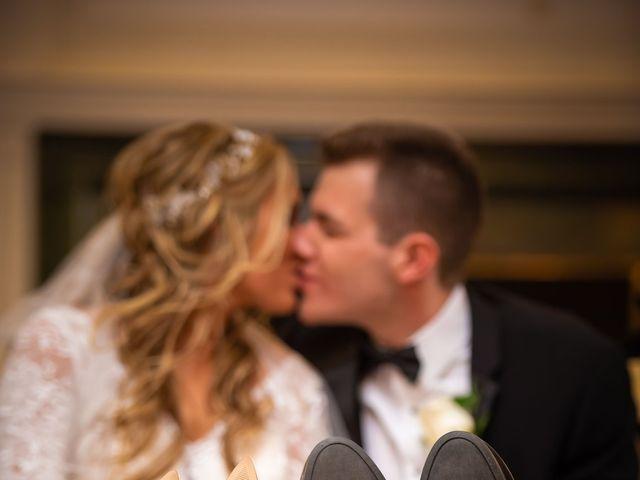 Garrett and Allison's Wedding in Shelby Charter Township, Michigan 13
