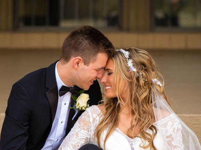Garrett and Allison's Wedding in Shelby Charter Township, Michigan 16