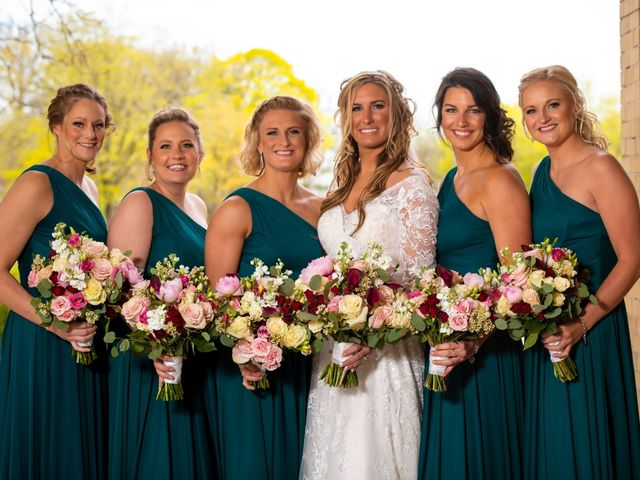 Garrett and Allison's Wedding in Shelby Charter Township, Michigan 18
