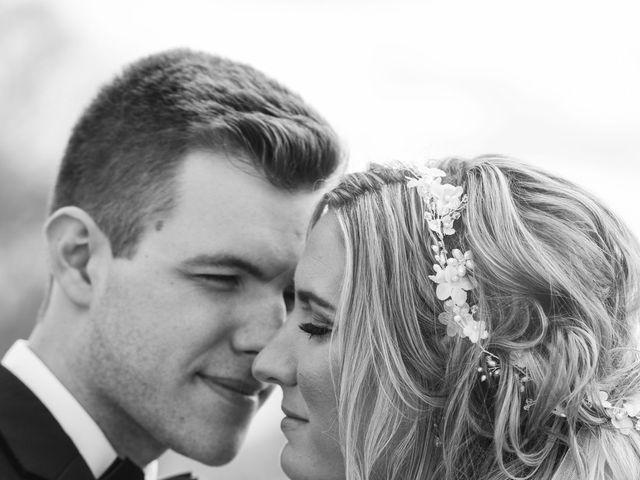 Garrett and Allison's Wedding in Shelby Charter Township, Michigan 22