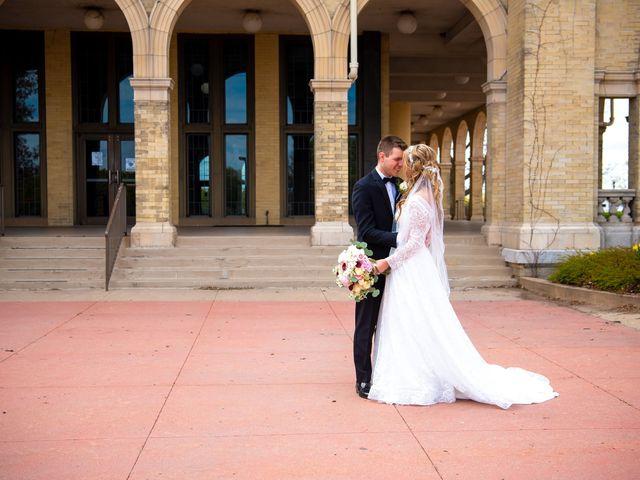 Garrett and Allison's Wedding in Shelby Charter Township, Michigan 25