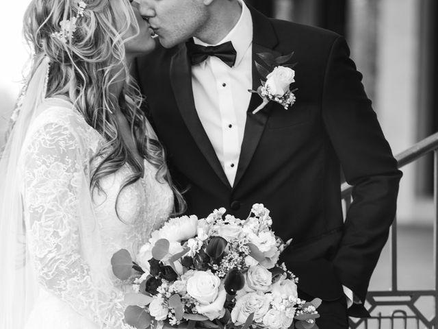 Garrett and Allison's Wedding in Shelby Charter Township, Michigan 26