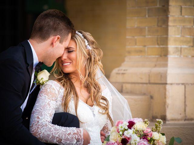Garrett and Allison's Wedding in Shelby Charter Township, Michigan 28