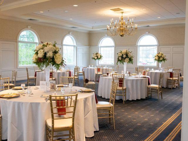 Garrett and Allison's Wedding in Shelby Charter Township, Michigan 31