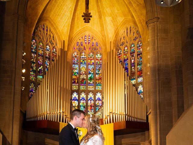 Garrett and Allison's Wedding in Shelby Charter Township, Michigan 39