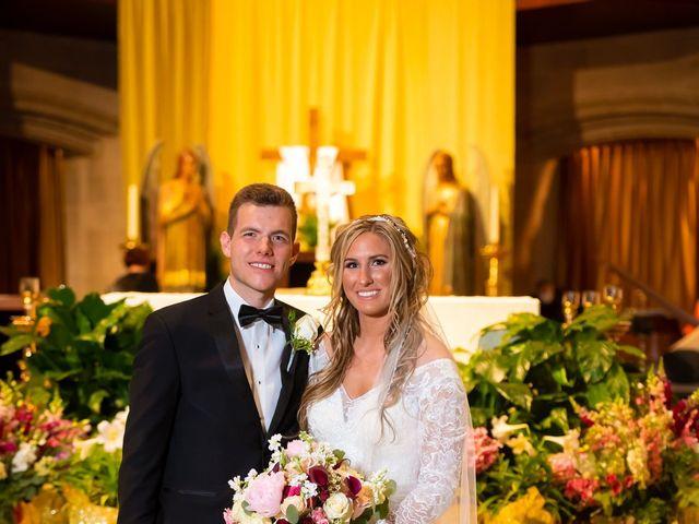 Garrett and Allison's Wedding in Shelby Charter Township, Michigan 40
