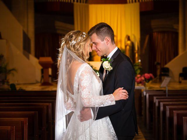 Garrett and Allison's Wedding in Shelby Charter Township, Michigan 41