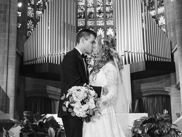 Garrett and Allison's Wedding in Shelby Charter Township, Michigan 42