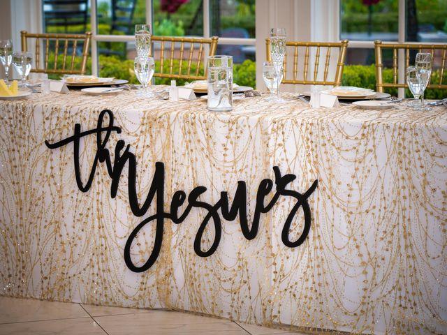 Garrett and Allison's Wedding in Shelby Charter Township, Michigan 44