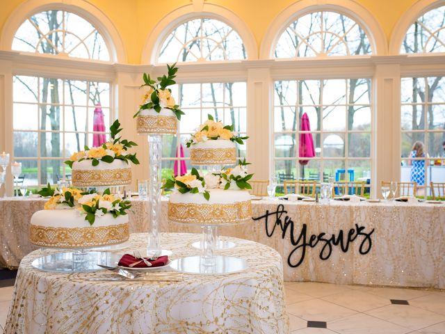 Garrett and Allison's Wedding in Shelby Charter Township, Michigan 45