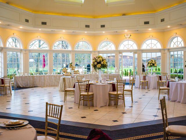 Garrett and Allison's Wedding in Shelby Charter Township, Michigan 47
