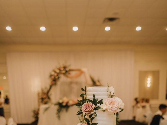 Lauren and David's Wedding in Detroit, Michigan 10