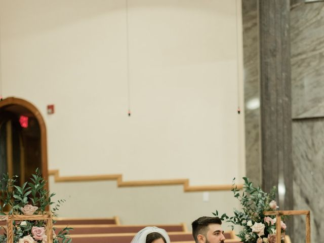 Lauren and David's Wedding in Detroit, Michigan 16