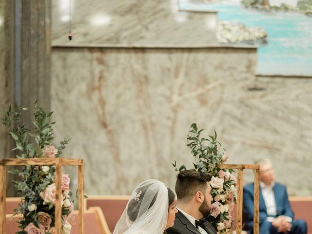 Lauren and David's Wedding in Detroit, Michigan 18