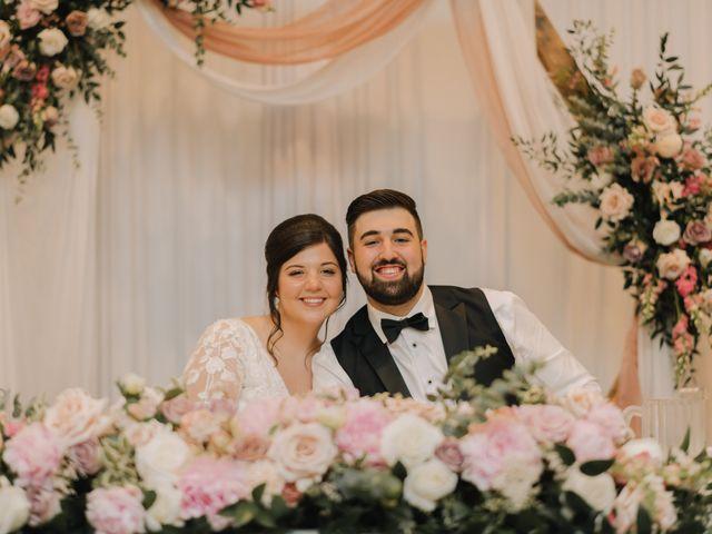 Lauren and David's Wedding in Detroit, Michigan 19