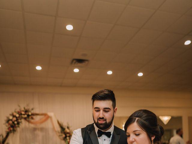Lauren and David's Wedding in Detroit, Michigan 20