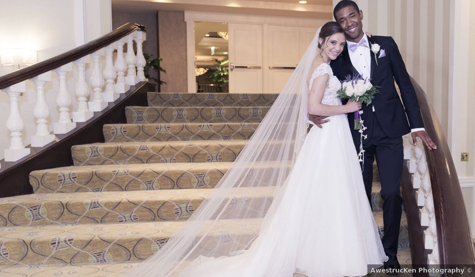 Ariel and Miracle's Wedding in Evanston, Illinois