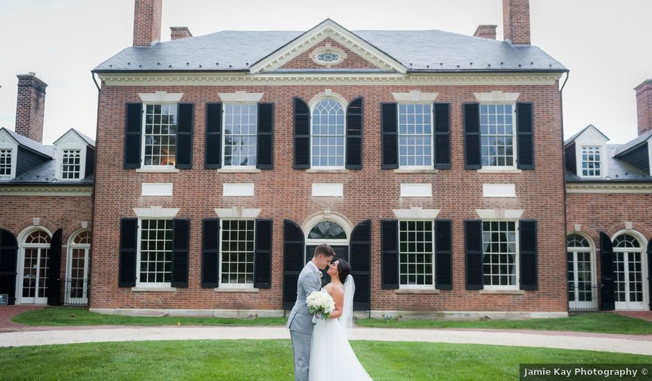 Rob and Sara's Wedding in Alexandria, Virginia