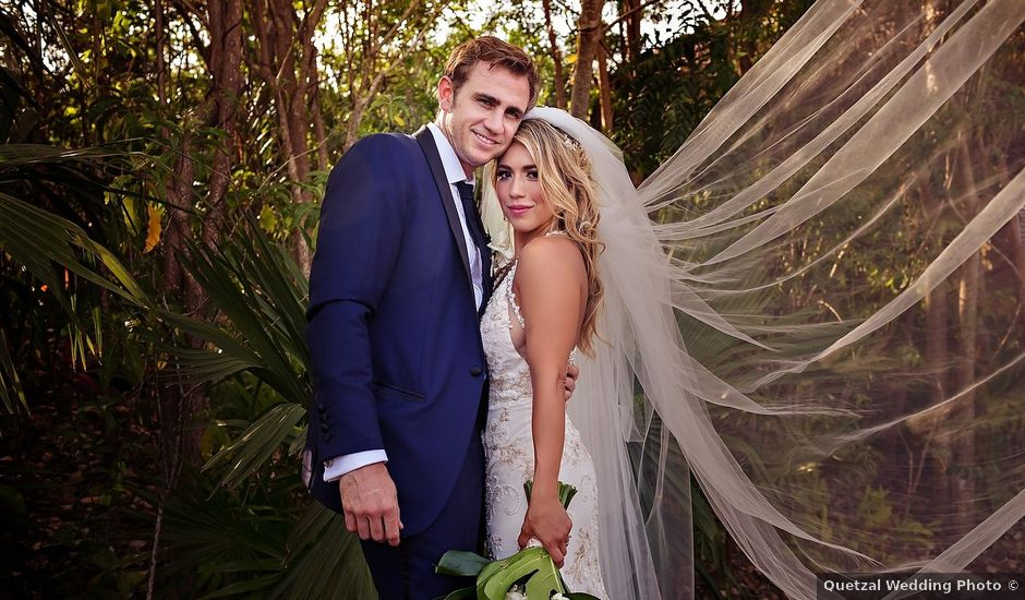 Sean and Daniela's Wedding in Playa del Carmen, Mexico