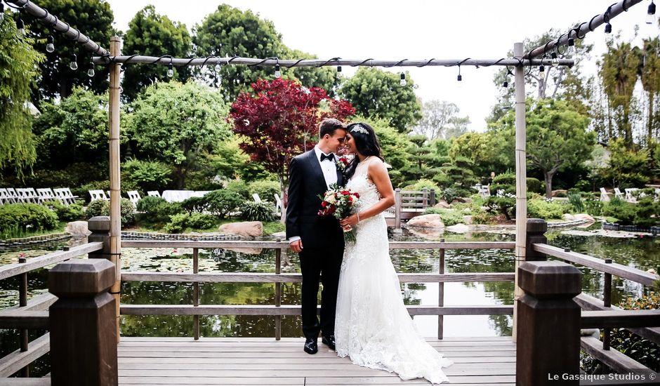Danny and Nisha's Wedding in Long Beach, California