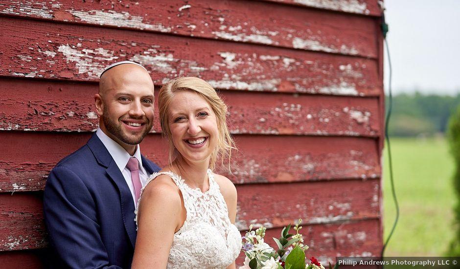 Jamie and Evan's Wedding in Prince George, Virginia
