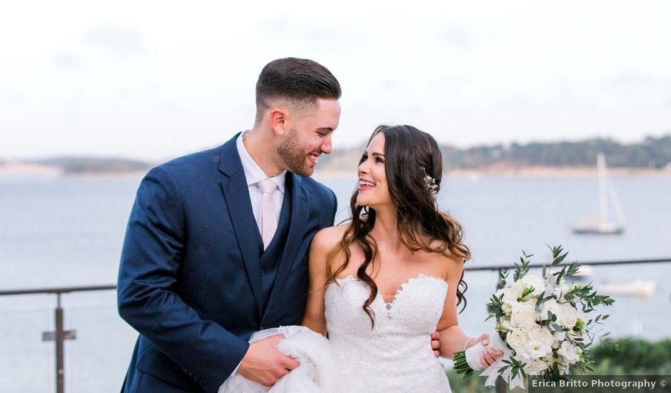 Dominic and Jordyn's Wedding in Harwich, Massachusetts
