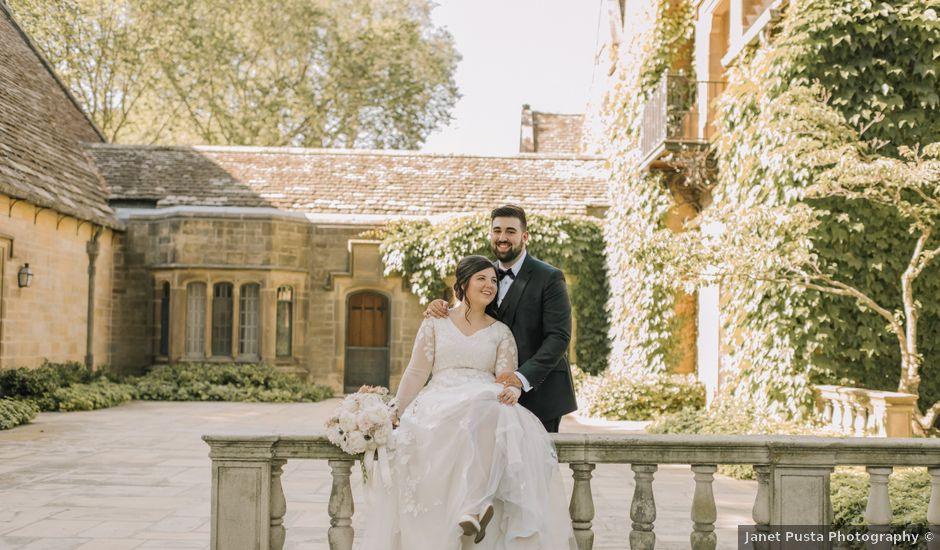 Lauren and David's Wedding in Detroit, Michigan