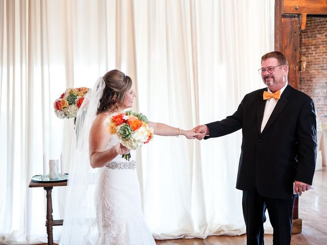 Nicole and Cal's Wedding in Nashville, Tennessee 5