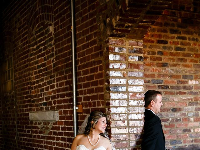 Nicole and Cal's Wedding in Nashville, Tennessee 6