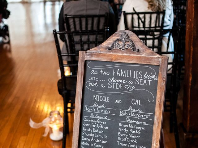 Nicole and Cal's Wedding in Nashville, Tennessee 9