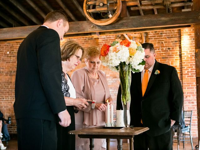 Nicole and Cal's Wedding in Nashville, Tennessee 12