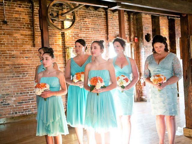 Nicole and Cal's Wedding in Nashville, Tennessee 13