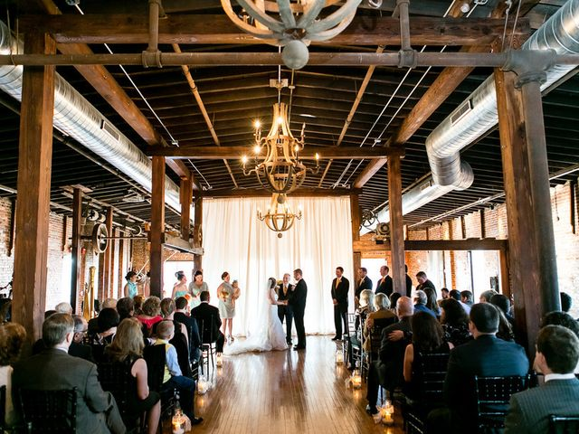 Nicole and Cal's Wedding in Nashville, Tennessee 16