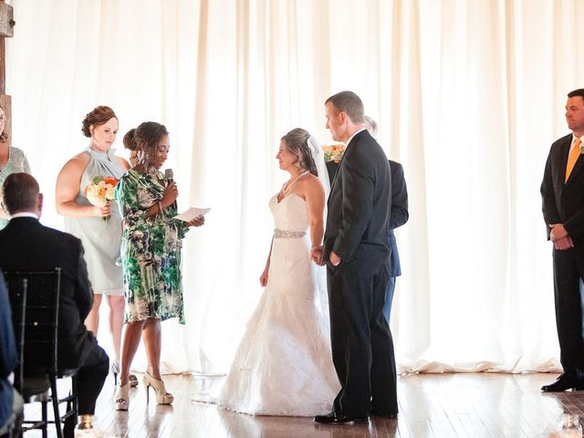 Nicole and Cal's Wedding in Nashville, Tennessee 14
