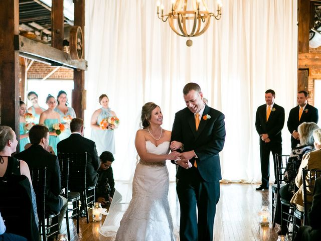 Nicole and Cal's Wedding in Nashville, Tennessee 15