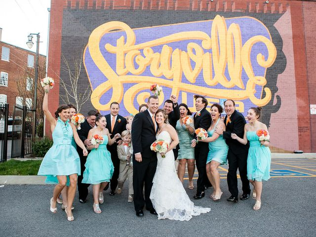 Nicole and Cal's Wedding in Nashville, Tennessee 17