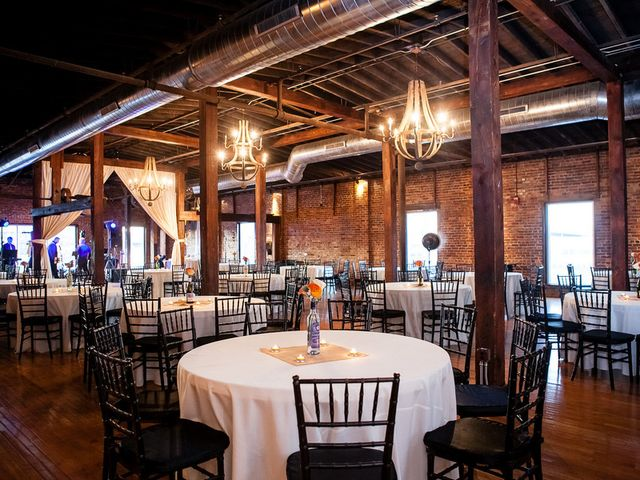Nicole and Cal's Wedding in Nashville, Tennessee 25