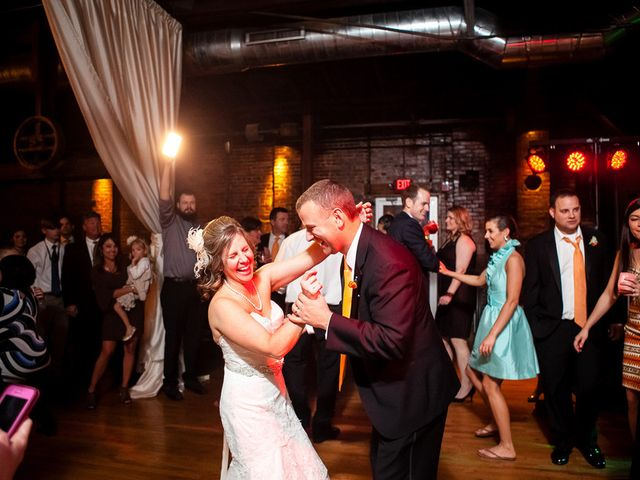 Nicole and Cal's Wedding in Nashville, Tennessee 33
