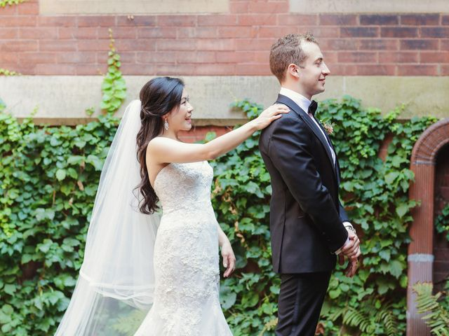 Angela and James's Wedding in Ithaca, New York 5
