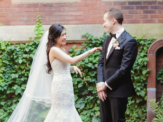 Angela and James's Wedding in Ithaca, New York 6