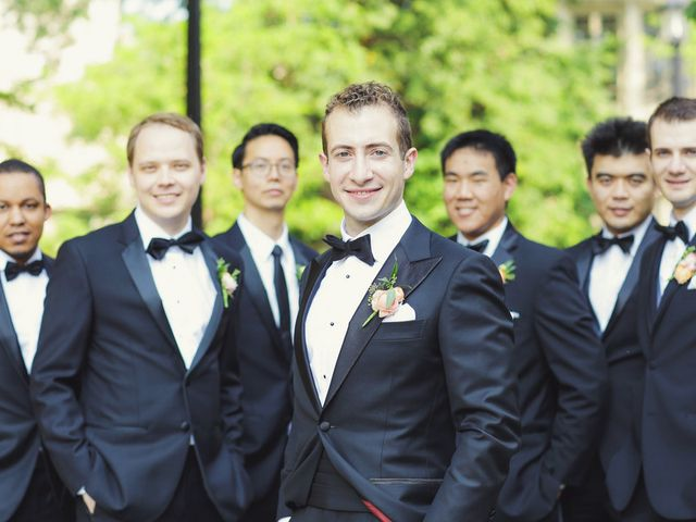 Angela and James's Wedding in Ithaca, New York 10