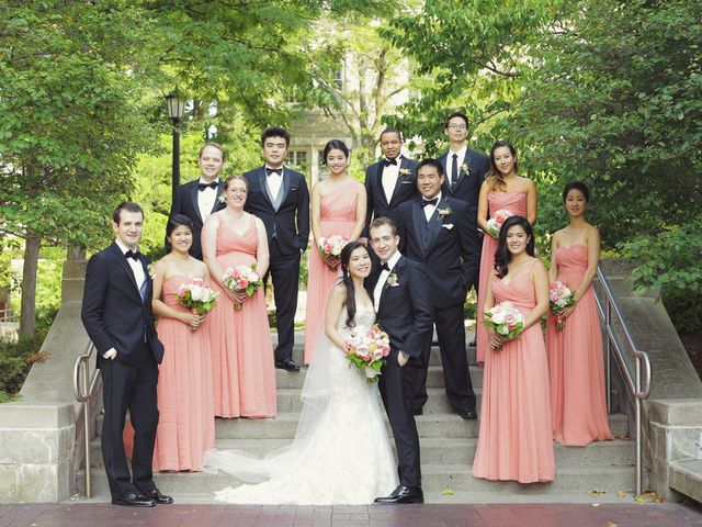 Angela and James's Wedding in Ithaca, New York 11