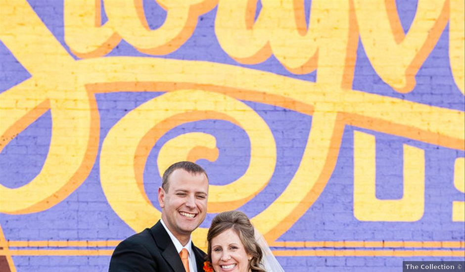 Nicole and Cal's Wedding in Nashville, Tennessee