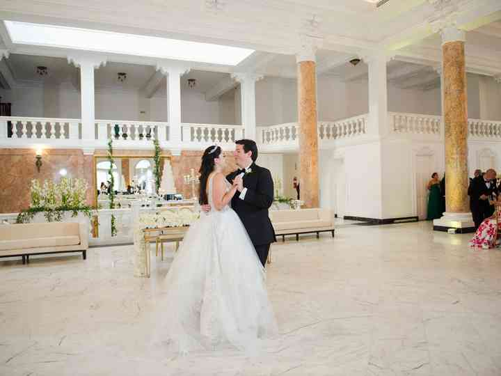 The wedding of Thais and Julio