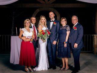 The wedding of Stephanie and Marcus 3
