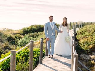 The wedding of Tamara and Pedro