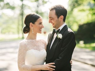 The wedding of Daklea and Jay