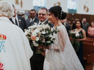 The wedding of Vanessa and Evan 2