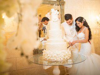 The wedding of Angela and Caba Kurland 2