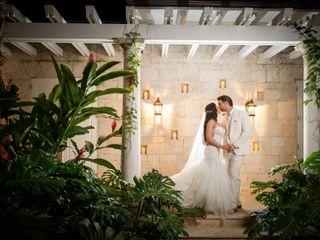 The wedding of Angela and Caba Kurland 3